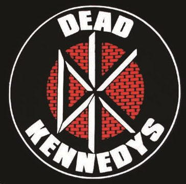 Dead Kennedys - Wall - Button