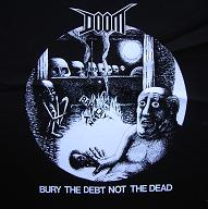 Doom - Bury The Debt - Shirt