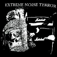 EXTREME NOISE TERROR - Back Patch