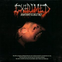 Exhumed - Anatomy Is Destiny (cd)