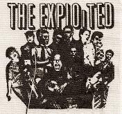 EXPLOITED - Band - Patch