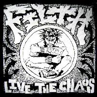 FILTH - Chaos - Back Patch