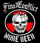 Final Conflict - More Beer - Shirt
