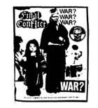 FINAL CONFLICT - War - Back Patch