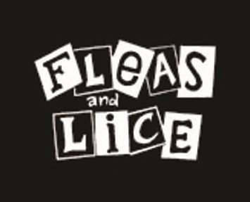 Fleas and Lice - Name - Button