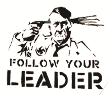 Follow Your Leader 2 - Button