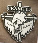 Framtid - Metal Badge