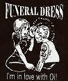 FUNERAL DRESS - Love - Patch
