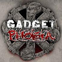 Phobia / Gadget - Split (cd)