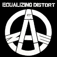 Gauze - Logo Equalizing Distort - Shirt