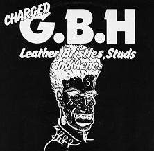G.B.H. - Leather, Bristles, Studs - Shirt