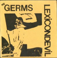 Germs - Lexicon devil - Sticker