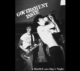 Government Issue - A Hardcore Days Night (DVD)