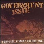 Government Issue - Complete History Vol. 2 (2xcd)
