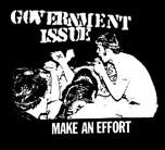 Government Issue - Make An Effort - Shirt