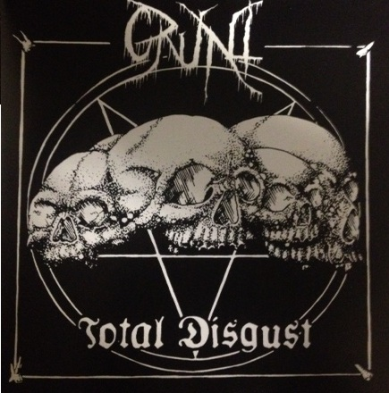 Grunt - Total Disgust (LP)