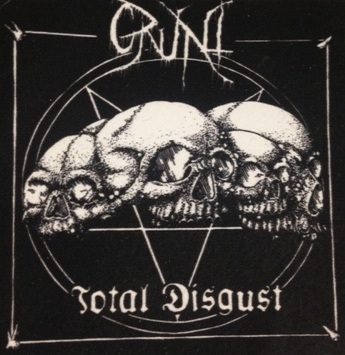 Grunt - Total Disgust - Sticker