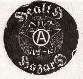 HEALTH HAZARD - Anarchy - Patch