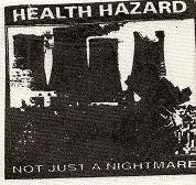 HEALTH HAZARD - Nightmare - Patch