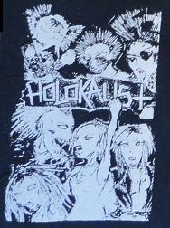 HOLOKAUST - Punks - Patch
