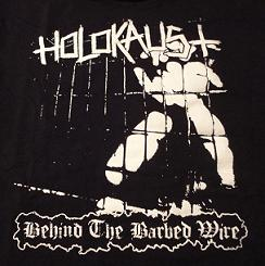 Holokaust - Behind The Barbed Wire - Shirt