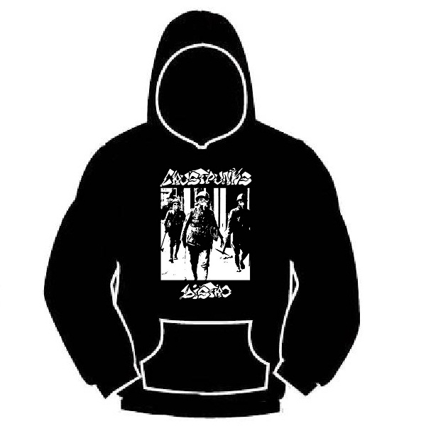 Punk Hooded Sweatshirts