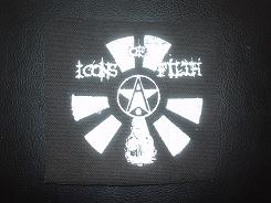 ICONS OF FILTH - Radiation - Patch