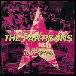 Partisans - Idiot Nation (cd)