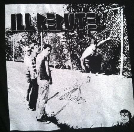 ILL REPUTE - Band - Back Patch