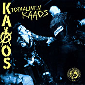 Kaaos - Totaalinen Kaaos (cd)