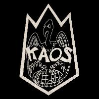 KAOS - Vulture - Back Patch