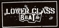 LOWER CLASS BRATS - Name - Patch