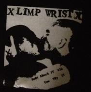 LIMP WRIST - Don't Knock It - Patch