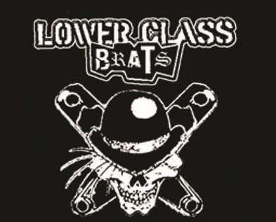 Lower Class Brats - Safety Pins - Button