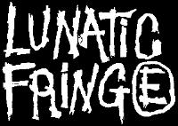 LUNATIC FRINGE - Patch