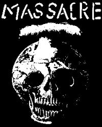 MASSACRE - Skull - Patch