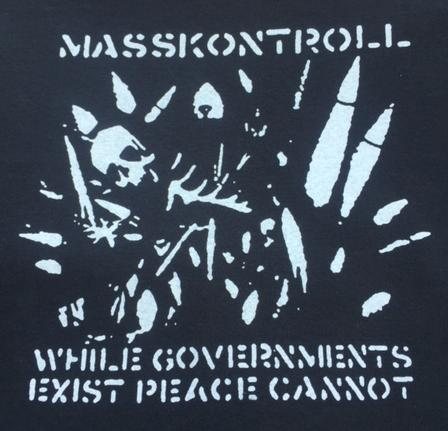 Masskontroll - Governments - Hooded Sweatshirt