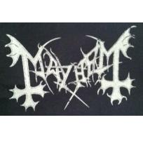 MAYHEM - Name - Patch