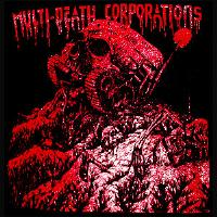 MDC - Mulit Death Corporations - Back patch