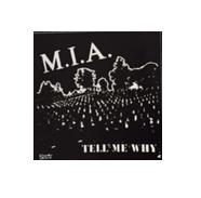 MIA - Tell Me Why - Sticker