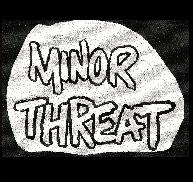 MINOR THREAT - Patch
