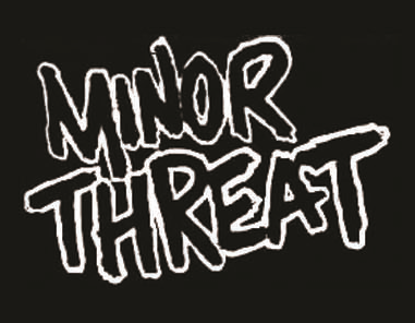 Minor Threat - Name - Button
