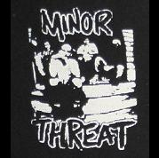MINOR THREAT - Porch - Patch