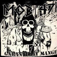 MOB 47 - Garanterat Mangel - Back Patch
