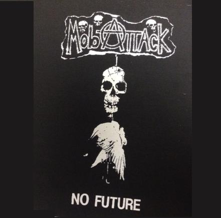 Mob Attack - No Future - Hooded Sweatshirt