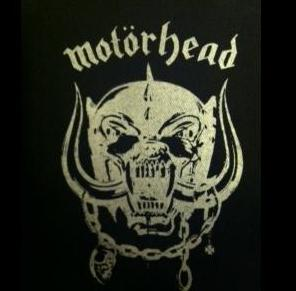 MOTORHEAD - Skull - Patch