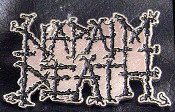Napalm Death - Metal Badge