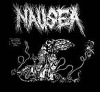 NAUSEA - Promises Of Freedom - Back Patch