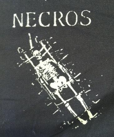 NECROS - Skeleton - Patch
