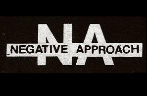 NEGATIVE APPROACH - Patch